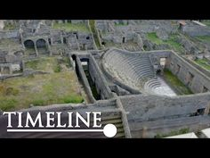 Destination 7 Continents: Lost World Of Pompeii (Ancient Rome Documentary) World History Classroom, Ancient World History, Roman History, Art History, Roman City, Roman Architecture, Best Documentaries, History For Kids, Mystery Of History