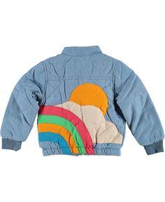 Tootsa MacGinty sunrise quilted jacket #myloveitfive