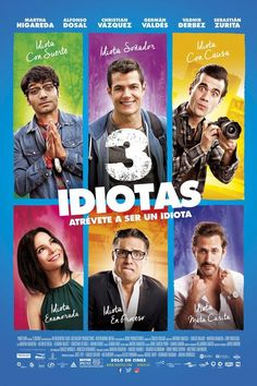 Watch 3 Idiotas (2017) Full Movie HD Free Download