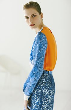 Review - Preen Pre-Fall 2012 - Preen - Collections - Vogue