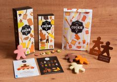 The Cuckie Fam on Packaging of the World - Creative Package Design Gallery