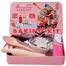 Dumpling Dynasty: Baking Kit