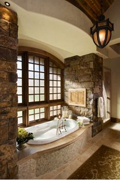 Jacuzzi Bay Window Bathroom