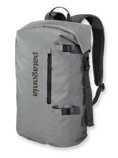 Patagonia Stormfront Roll Top Pack 30L: Find your dry bags and fishing packs at Stillwater.