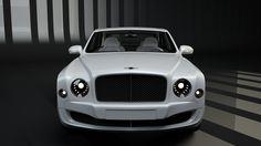 Bentley Mulsanne on Behance