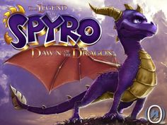 Spyro the Dragon Only my favorite game to come out on all three playstations, my first game on my first playstation<3