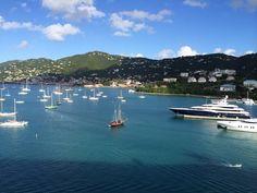 St Thomas, US Virgin Islands in St Thomas, Virgin Islands- Derek wants to go