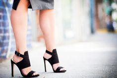 perfect black sandals