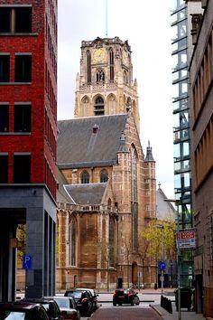 Rotterdam - Laurenskerk,