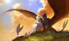 King and Queen by fate-fiction httyd fanart. How To Train Dragon, Disney Drawings, Httyd Art, How To Train Your Dragon, Art, Cute Dragons, Dragon Pictures, Cute Disney Drawings, How Train Your Dragon