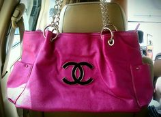 pink chanel<3