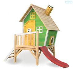 Spielhaus EXIT Fantasia, Holz Spielhäuser | Wickey.de