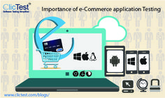Today, e-Commerce is one of those industries that are growing very fast. It is driving people to move from traditional way of purchasing products to online stores/e-Commerce applications to purchase preferred products anytime from anywhere.