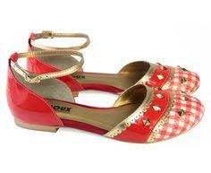 CANTINA - Louloux - Sapatos Colecionáveis