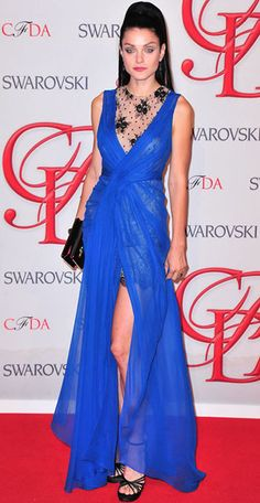 http://www.ikmdresses.com/Fabulous-crew-neck-draping-Lace-Underlay-Crossover-Chiffon-Gown-Inspired-by-Jessica-Stam-2012-CFDA-Fashion-Awards-p60758