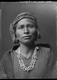 La Le La, Governor of Zuni Pueblo, New Mexico, 1903, by Edward S. Curtis. Palace of the Governors Photo Archives 143711.