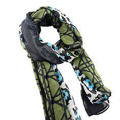 Erlesenheit Druckfähigen Lange Schal für Damen Neuste 2014 Herbst Einziatigen Designer Kleidung Accessories.