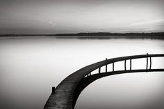 Jonathan CHRITCHLEY - Curved Jetty