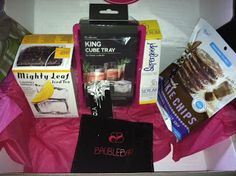 @POPSUGAR #musthavebox - July 2013 Review!