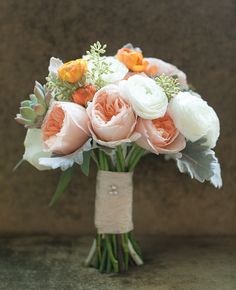 One of our favorite roses right now has to be the Juliet rose, and we're seeing it everywhere in weddings. These large-headed blooms add volume, texture and softness to your wedding day floral arrangements. They also come in a variety of colors....
