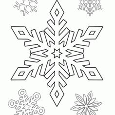 Snowflakes Coloring Pages Printable . 24 Snowflakes Coloring Pages Printable . Snowflake Coloring Pages for Preschoolers Coloring Home Snowflake Stencil, Snowflake Template, Paper Snowflakes, Snowflake Pattern, Christmas Snowflakes, Christmas Colors, Frozen Snowflake, Christmas Tag, Easy Snowflake