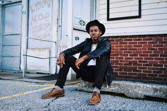Beautiful Black Men — blackfashion: listen to lowhency pierre'sthe...
