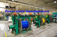 Power cables are the most essential part of the power transmission process and they are made out of exclusively chosen materials that are great both durability and cost wise.