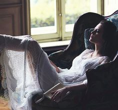 Eva Green for The Edit, May 2014