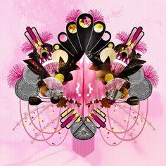 Mixed Media Illustrations By Mariana