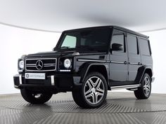 Mercedes-Benz G Class 5.5 G63 AMG 4x4 5dr SUV - Image 1