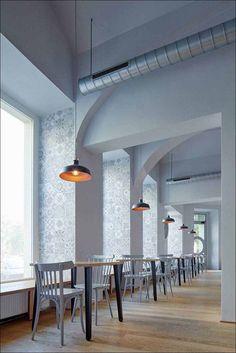 Бистро Nejen в Карлине от архитектурной студии mar.s architects