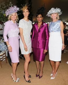 The Garden Party That Gives The Derby A Run For Its Money  - TownandCountryMag.com