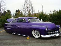 1951 Mercury - mercury, custom, tuning, car (lol)