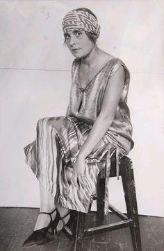 Portrait of Lili Brik [+], 1924, by Alexander Rodchenko