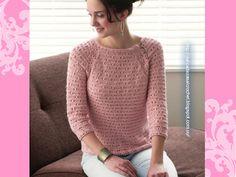 Delicadezas en crochet Gabriela: Sueter
