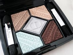 Dior 5 Couleurs Skyline fall 2016 limited edition eyeshadow palette in Parisian…
