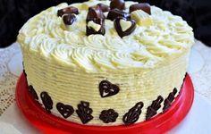 Tort combinat cu creme de ciocolată și de fructe Lidl, Sweets, Cooking, Desserts, Food, Cakes, Kitchen, Tailgate Desserts, Deserts