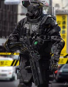 What do you guys think about the Neo Project that Japan is putting together for the military in 2202