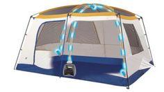 Eureka N!rgy la speciale tenda da campeggio