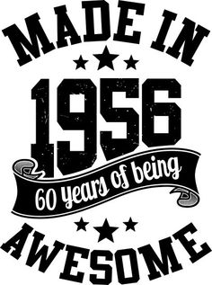 Image result for made in 1956                              …                                                                                                                                                                                 More