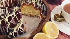 Leon's lemon drizzle cake