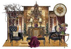 Le Salon by Lidia