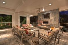 amazing outdoor living spaces - Google Search