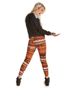 Out Of This World Leggings