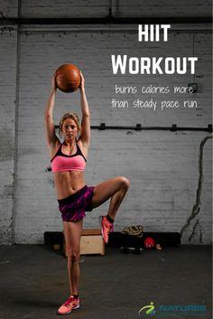 Benefits of doing a HIIT Workout – Natures Sports
