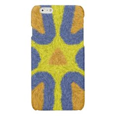 A trendy and modern colorful pattern with a unique and decorative looks with the color blue, yellow and orange. You can also customize it to get a more personal look. #colorful #abstract #trendy #modern #decorative #multicolored #abstract-pattern #unique #stylish #modern-art #design