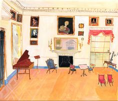 3x3, THE MAGAZINE OF CONTEMPORARY ILLUSTRATION: Maira Kalman: And the Pursuit of Happiness