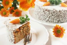 Naked Cakes, Feta, Carrots, Panna Cotta, Pudding, Sweets, Cheese, Ethnic Recipes, Desserts