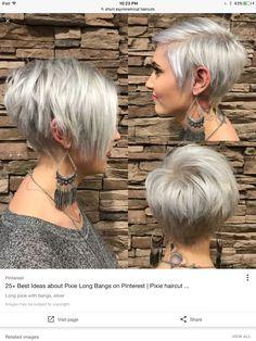 #HairstylesForWomenEdgy