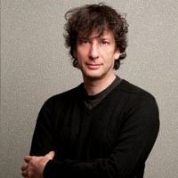 "NEIL GAIMAN - the award-winning writer has announced two special nights at Barbican reading from his new book ""The Truth is a Cave in the Black Mountains"", featuring music by FourPlay String Quartet in July 2014.  Tickets available --> http://www.allgigs.co.uk/view/artist/78579/Neil_Gaiman.html"